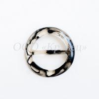 Пряжка декоративная пластмассовая арт.КБ1