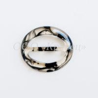 Пряжка декоративная пластмассовая арт.ОВ-1